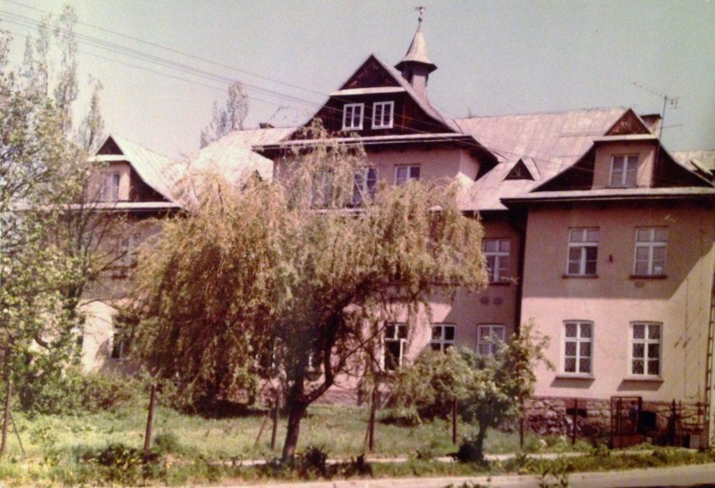 szkoła lata 80te